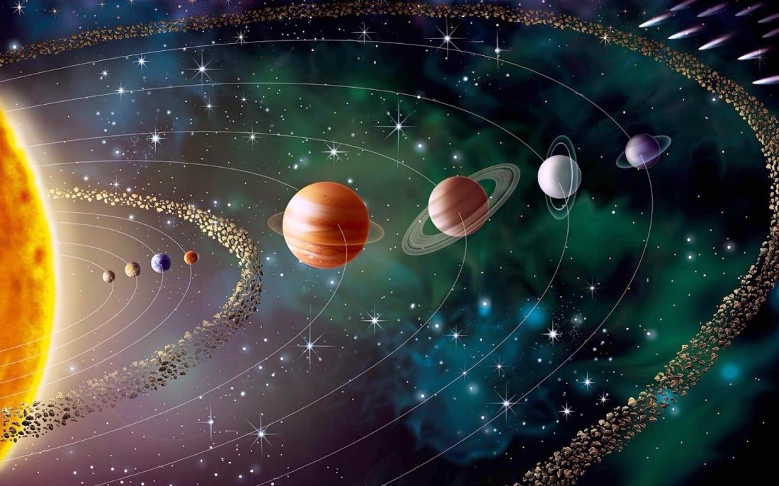 solar system (1)